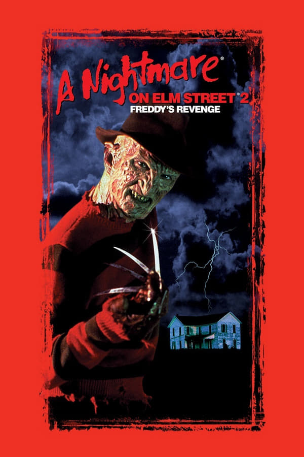 A Nightmare on Elm Street 2 Freddy's Revenge (1985) REMUX 1080p Latino