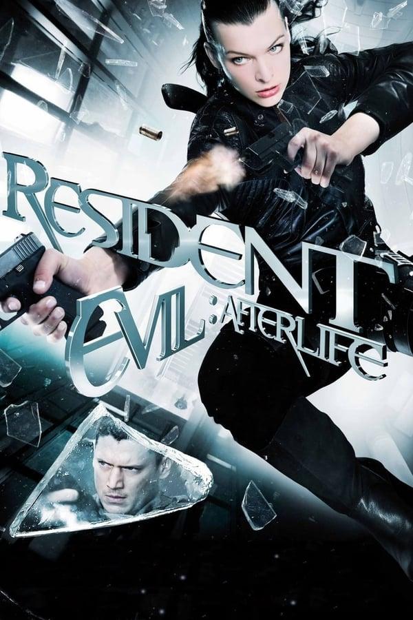 Resident Evil 4 La Resurrección (2010) HD 1080p Latino