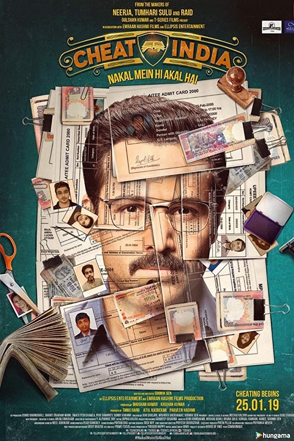 Why Cheat India (2019) Hindi Full Movie 720p WEB-DL | 960 MB | Download | Watch Online | Direct Links | GDrive