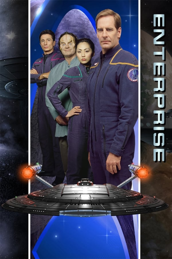 Star Trek: Enterprise (2001) Poster