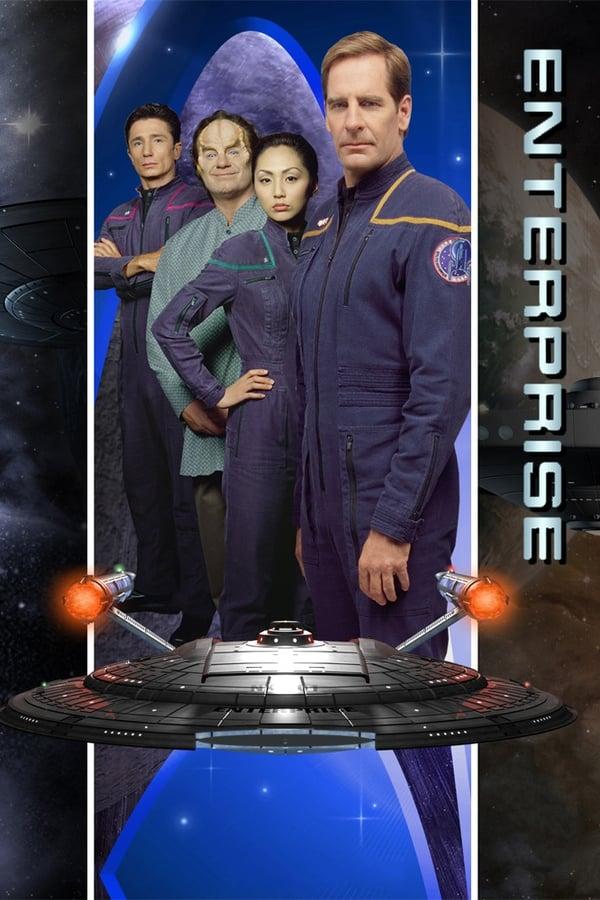 Star Trek: Enterprise (2001) Poster