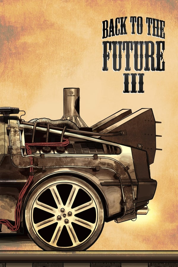 Back to the Future lll (1990) [REMASTERED] Full 1080p Latino – CMHDD