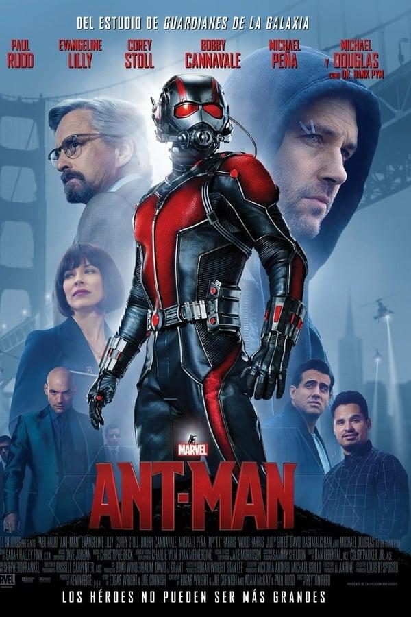 Ant-Man (Antman: El hombre hormiga) ()
