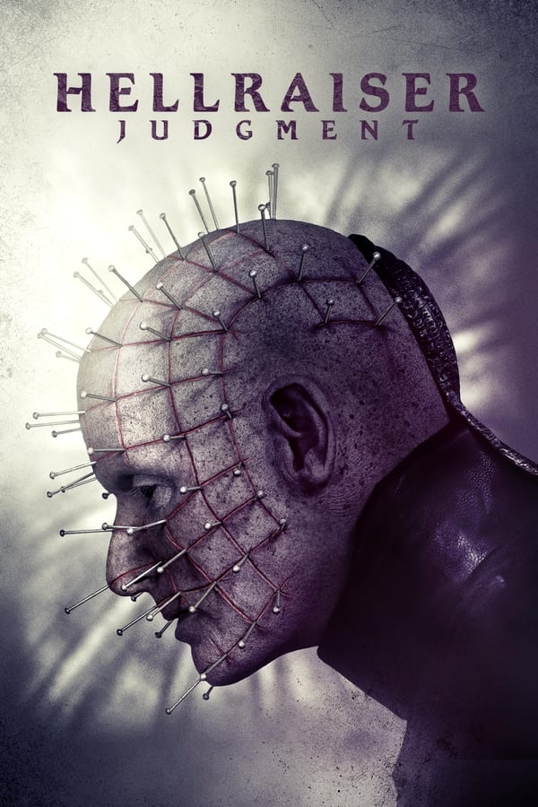 Hellraiser: Judgment (2018) Poster