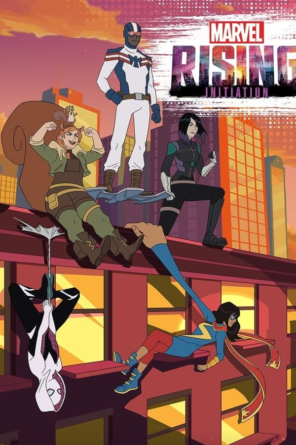 Marvel Rising: Initiation Season 1 Complete
