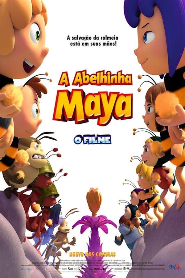 Assistir A Abelhinha Maya: O Filme Online