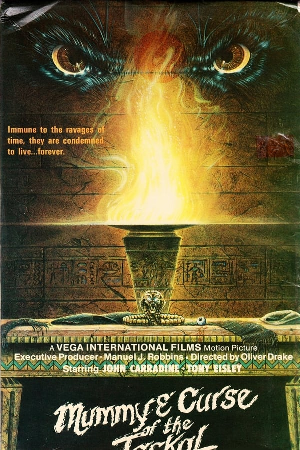 The Mummy and the Curse of the Jackals