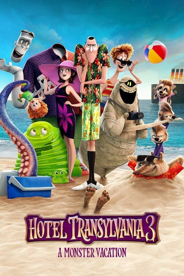 Hotel Transilvânia 3: Férias Monstruosas HD Online