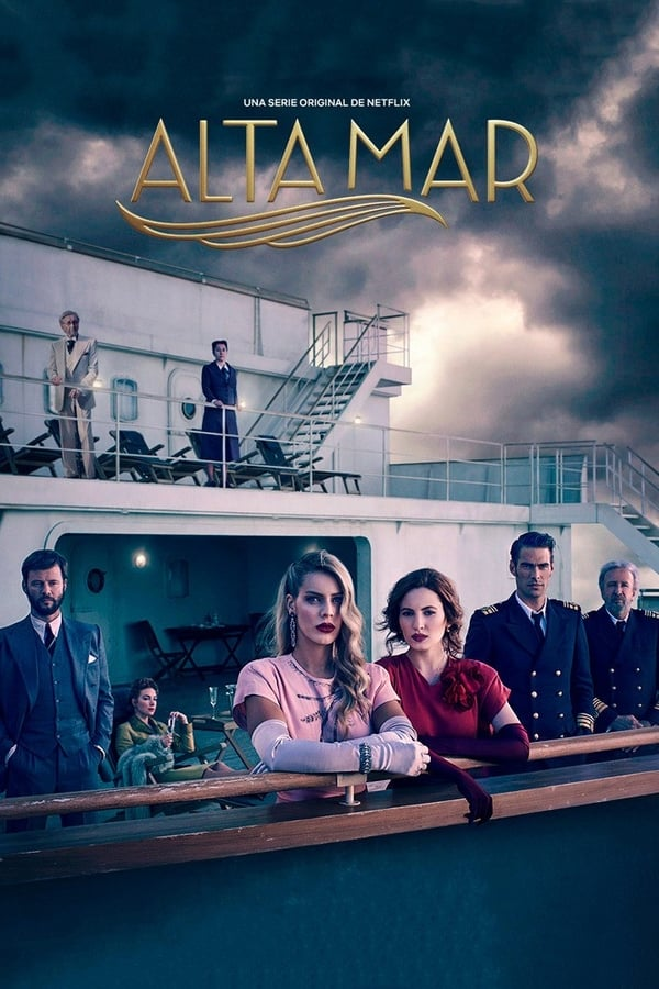 Baixar Alto Mar 1ª Temporada Completa (2019) Torrent Dublado Dublado via Torrent