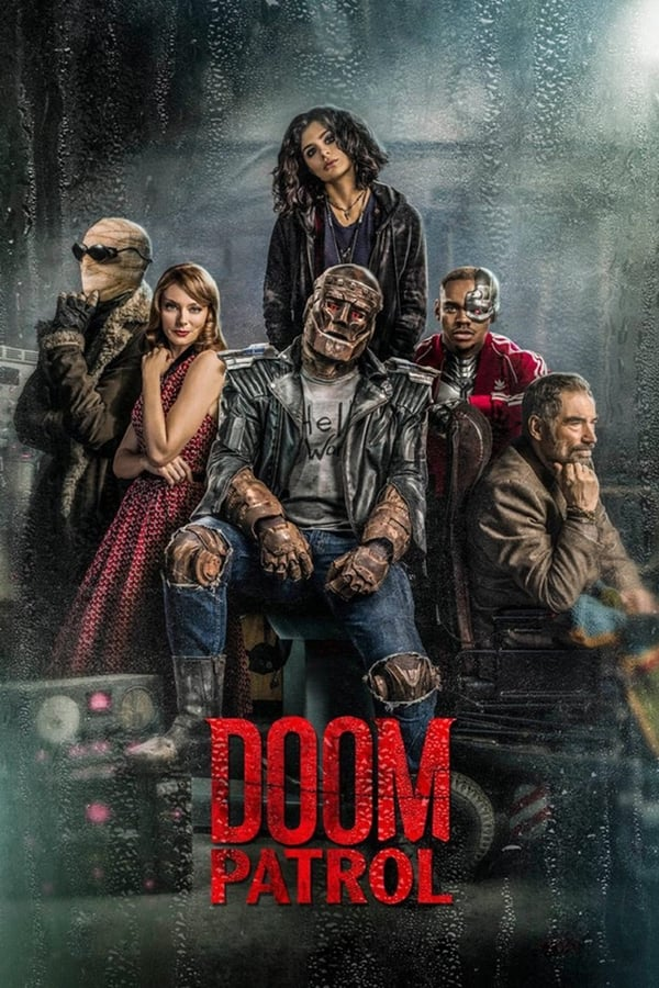 Doom Patrol  Saison 1 En streaming