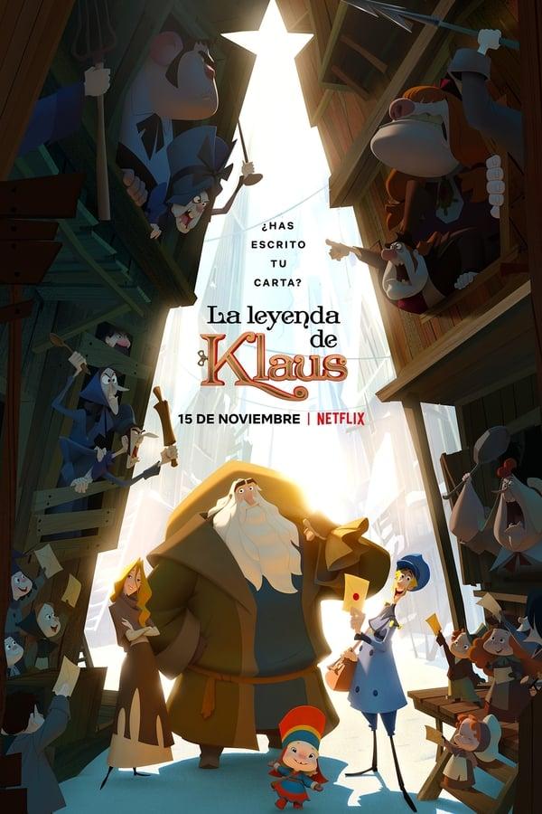 Imagen La Leyenda de Klaus