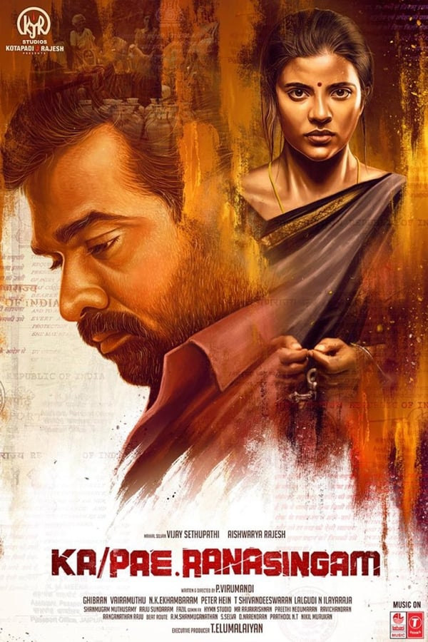 Ka Pae Ranasingam (2020) Tamil 1080p ZEE5 WEB-DL AAC2.0 H 264-Telly