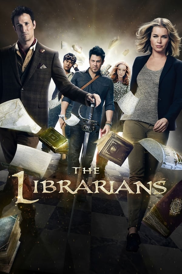 Assistir The Librarians Online