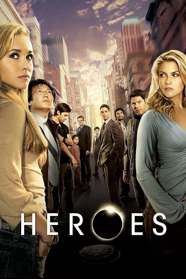 HEROES (2008) Tercera Temporada REMUX 1080p Latino – CMHDD