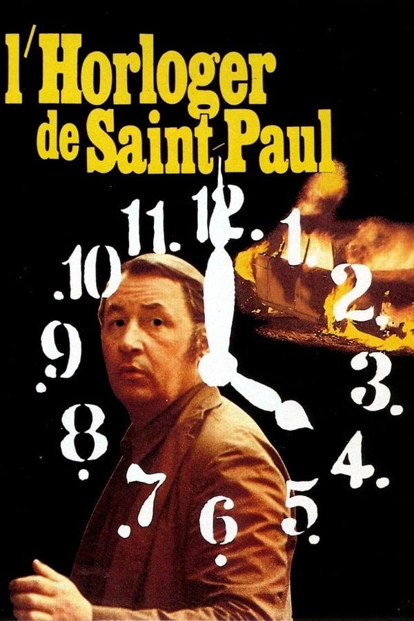 L'horloger de Saint-Paul streaming VF
