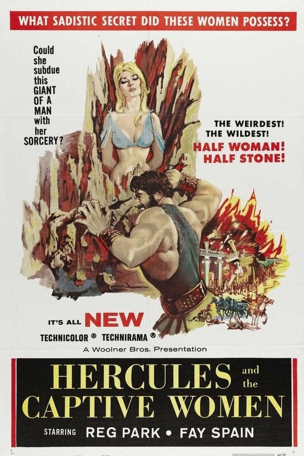 Hercules and the Captive Women 1961