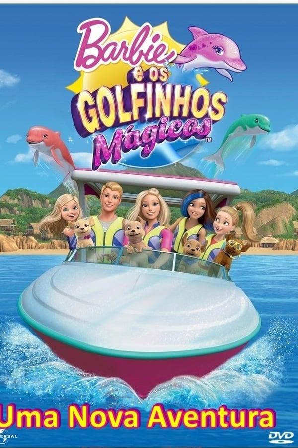 Assistir Barbie e os Golfinhos Mágicos Online