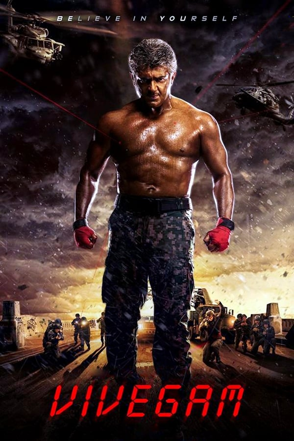 Vivegam (2017) Hindi | x264 10Bit BluRay | 1080p | 720p | 480p | Download | Watch Online | GDrive | Direct Links