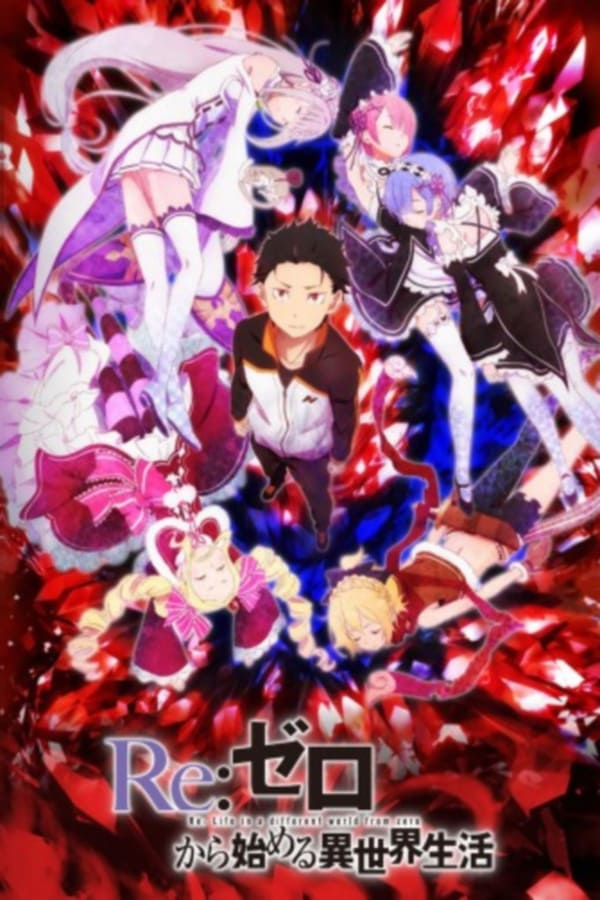 Re:ZERO Kara Hajimeru Isekai Seikatsu Online