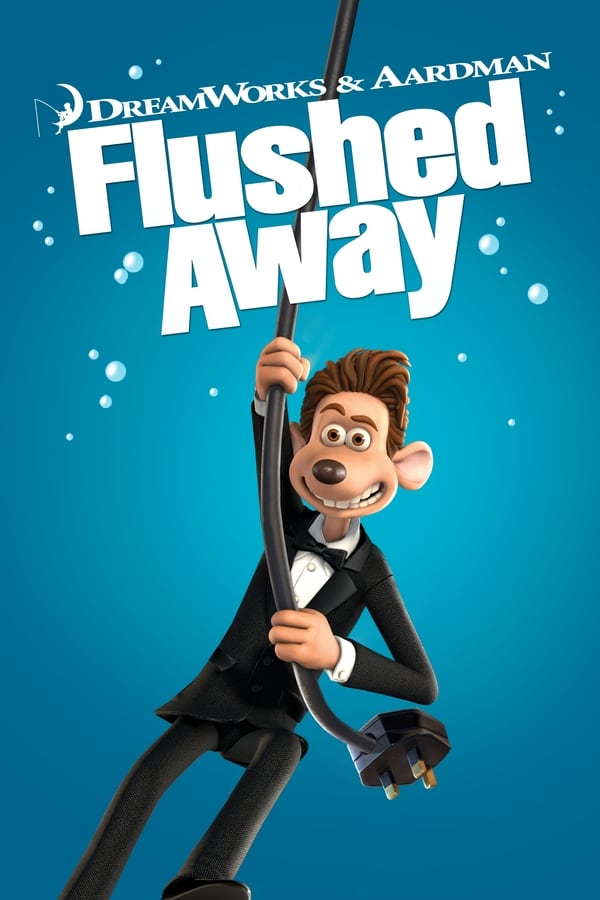Flushed Away (2006) [Hindi+English] | x264 BluRay | 1080p | 720p | Download | Watch Online | GDrive | Direct Links