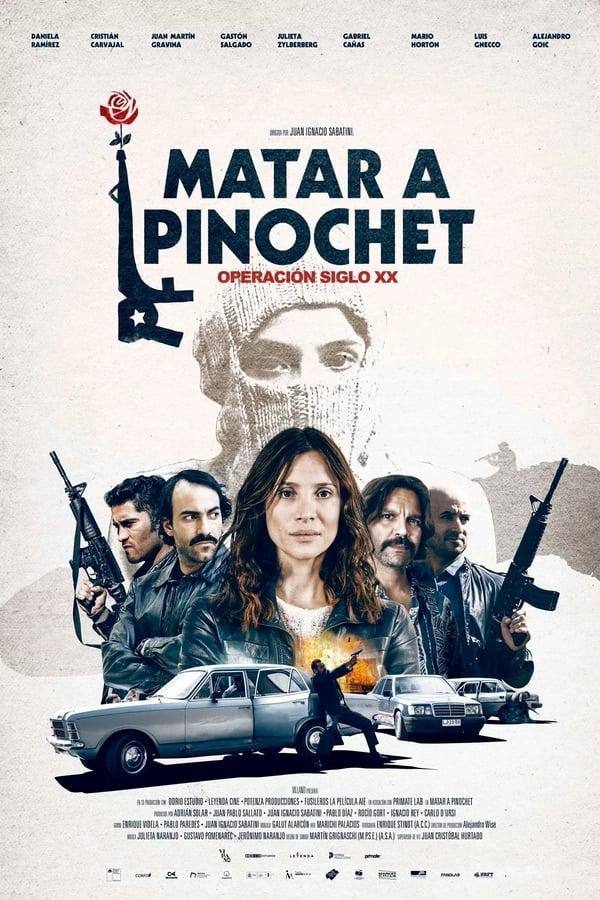 Matar a Pinochet (2020) 720p HDCAM Dual Audio [Unofficial Dubbed] Hindi-Spanish x264 AAC