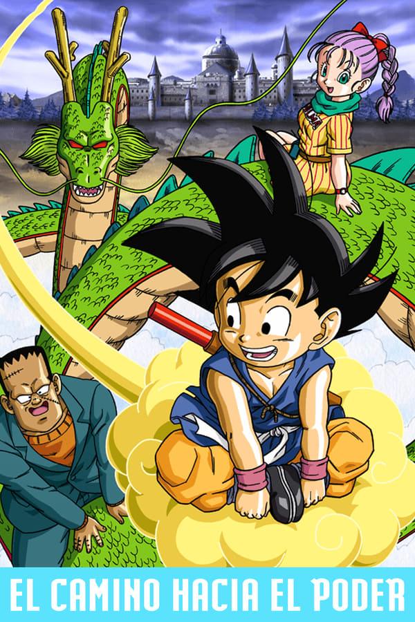 Dragon Ball El camino hacia el más fuerte (1996) REMUX 1080p Latino – CMHDD