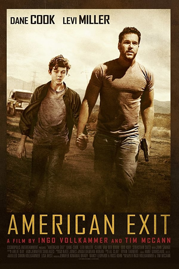 Baixar American Exit (2019) Torrent Dublado via Torrent