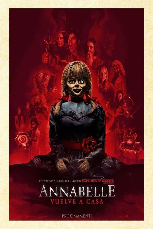 Imagen Annabelle vuelve a casa