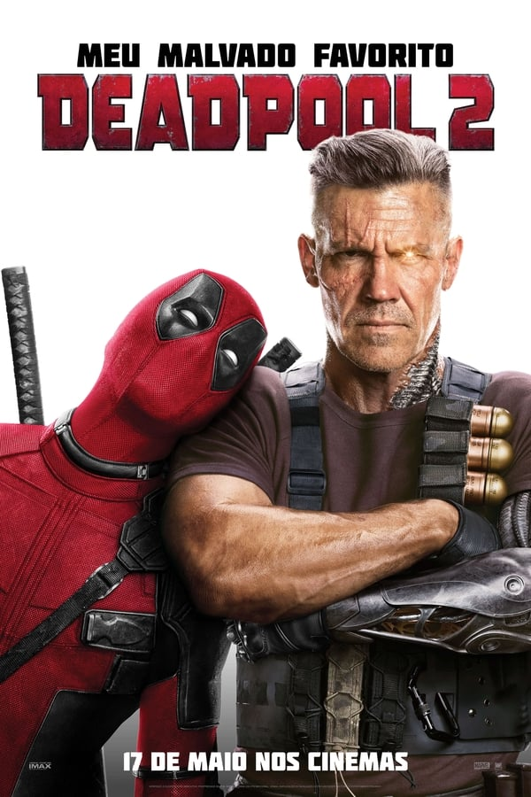 Assistir Deadpool 2 DUBLADO E LEGENDADO