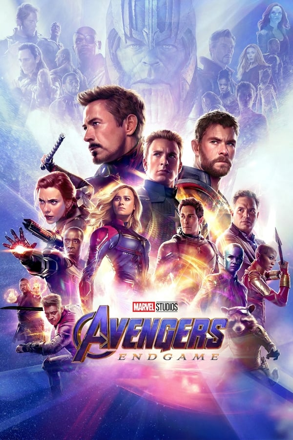 Avengers: Endgame (2019) Hindi + English + Tamil + Telegu [Multi Audio] 1080p Blu-Ray | 720p | 480p Blu-Ray | 1.3 GB, 400 MB | Download Hindi Dubbed Movie | Watch Online | Direct Links | GDrive