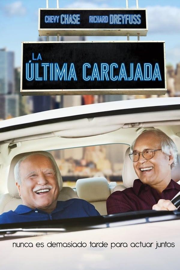 Imagen La Ultima Carcajada