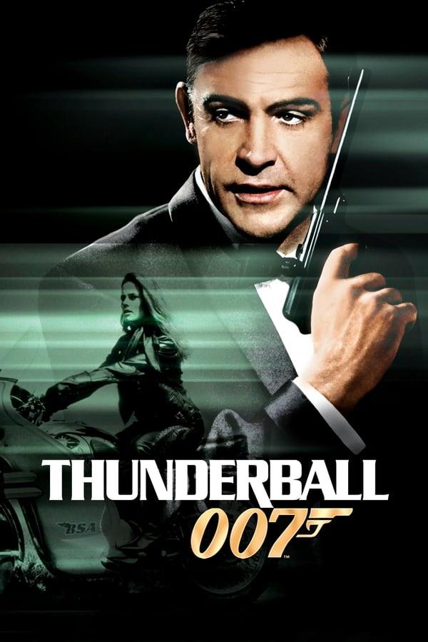 ჯეიმს ბონდი აგენტი 007: სფერული მეხი / Thunderball ქართულად