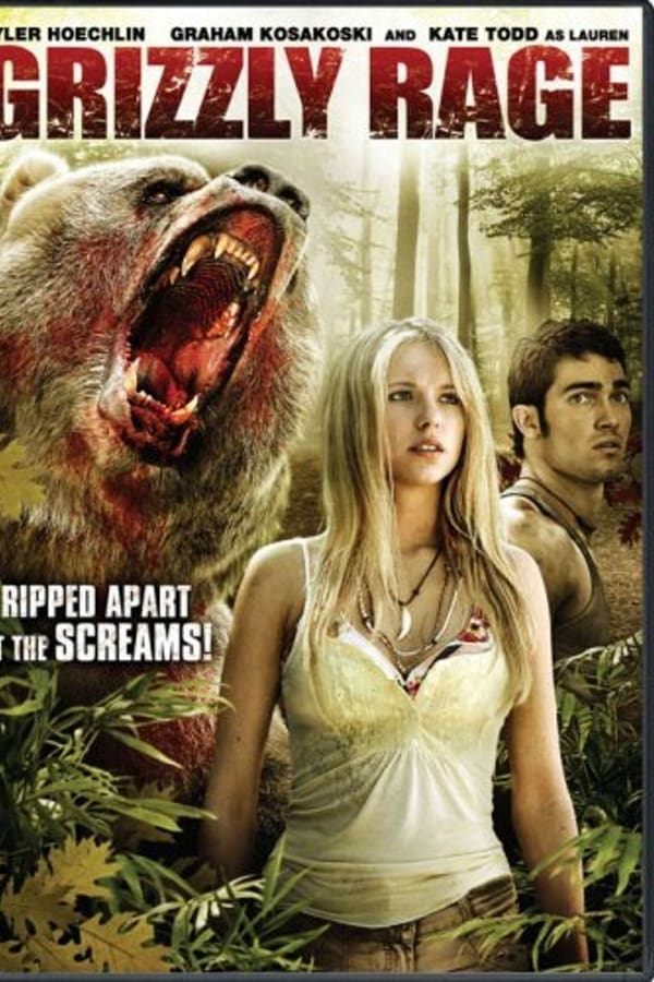 Grizzly Rage (Hindi Dubbed)