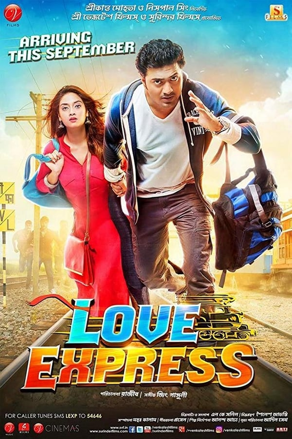 Love Express (2016) Bengali Full Movie 1080p WEB-DL | 720p | 4.2 GB | 900MB | Hotstar Exclusive | Download | Watch Online | Direct Links | GDrive