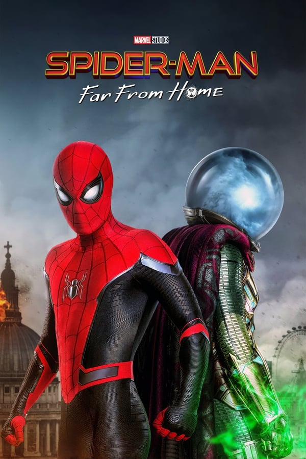 Spider-Man: Far from Home (2019) English 1080p | 720p | 480p WEB-DL | 4.4 GB, 1 GB, 400 MB | Download | Watch Online | Direct Links | GDrive