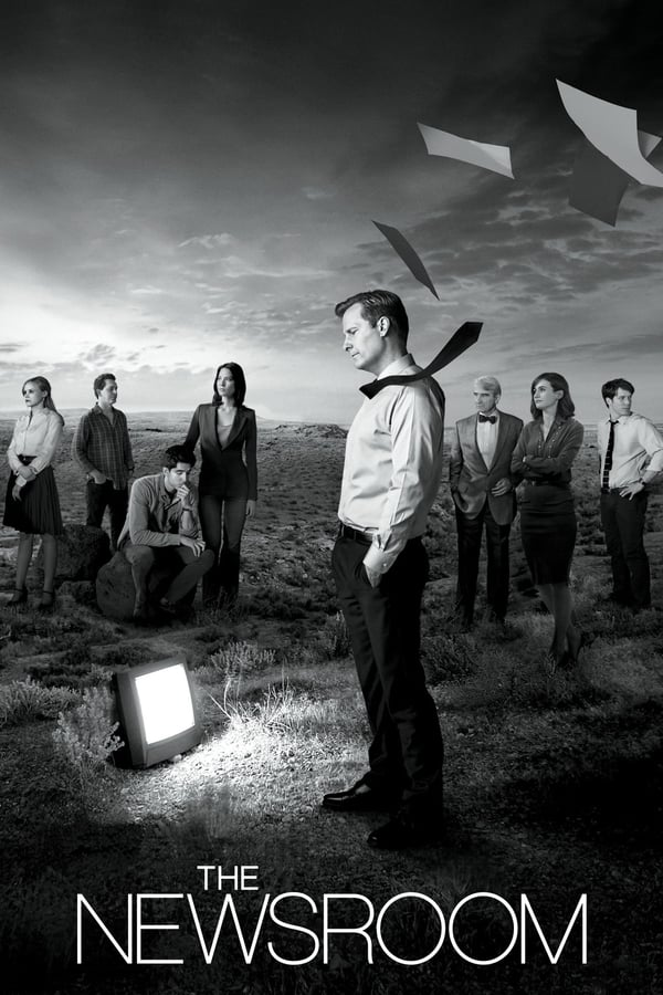 Assistir The Newsroom Online