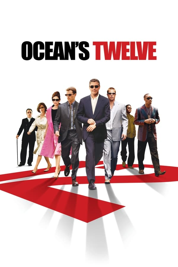 Ocean's Twelve (2004) Dual Audio [Hindi + English] ESubs | x264 Blu-Ray | 720p | 480p | Download | Watch Online | GDrive | Direct Links