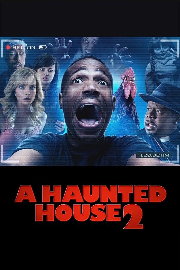 Y dónde está el fantasma 2 (2014) Full HD 1080p Latino – CMHDD