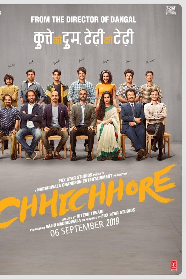 Chhichhore 2019 Hindi 1080p Hotstar WEB-DL AAC 2.0 – Telly | 1.5 GB |
