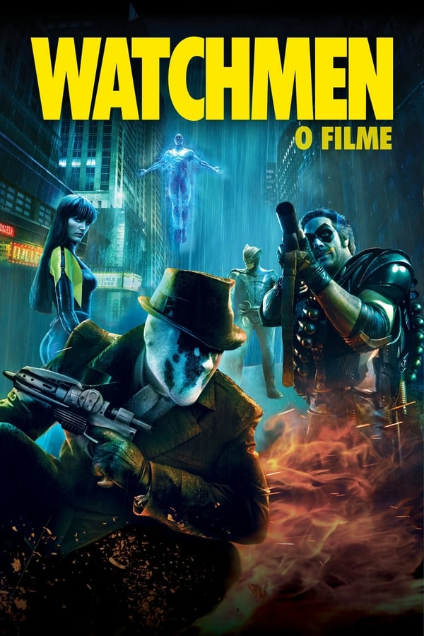 Assistir Watchmen: O Filme Online