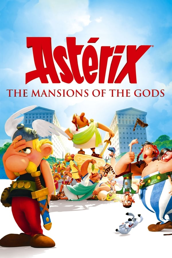 |FR| Asterix The Mansions of the Gods
