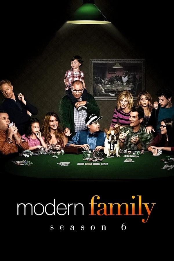 Moderni šeima (6 sezonas)