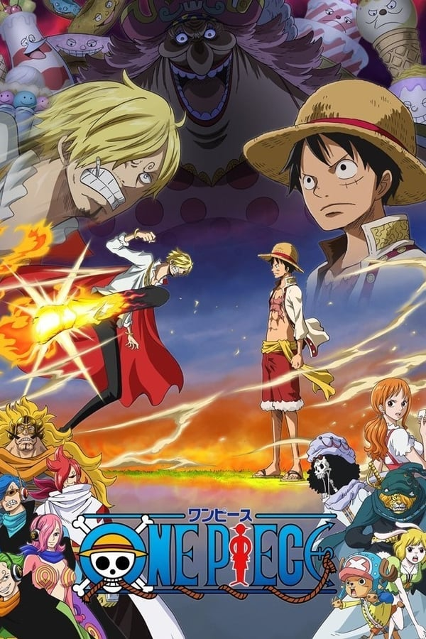 One Piece 875 Vostfr
