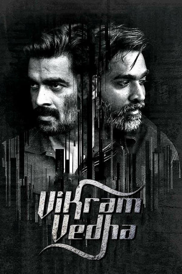 Vikram Vedha (2017) Hindi Dubbed | x264 WebRip | 720p | 480p | Download | Watch Online | GDrive | Direct Links
