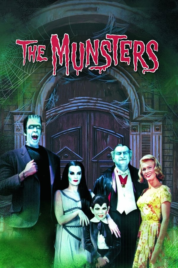 The Munsters (1964) Poster