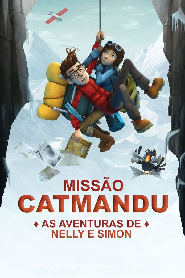 Missao Catmandu As Aventuras de Nelly e Simon