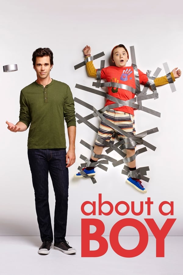 About A Boy T1 [COMPLETA]