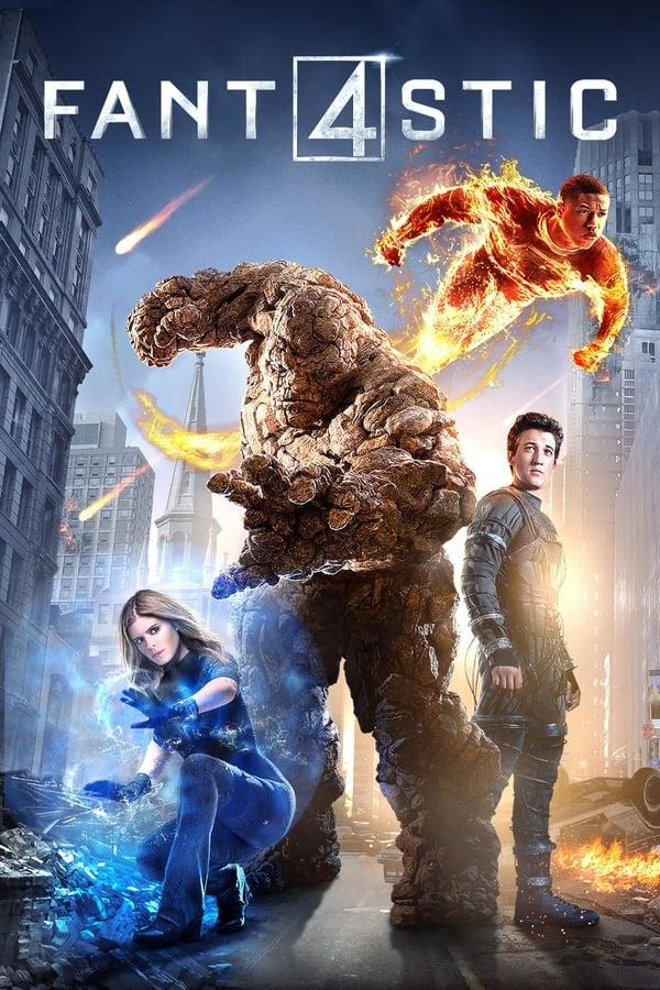 ფანტასტიური ოთხეული / Fantastic Four ქართულად