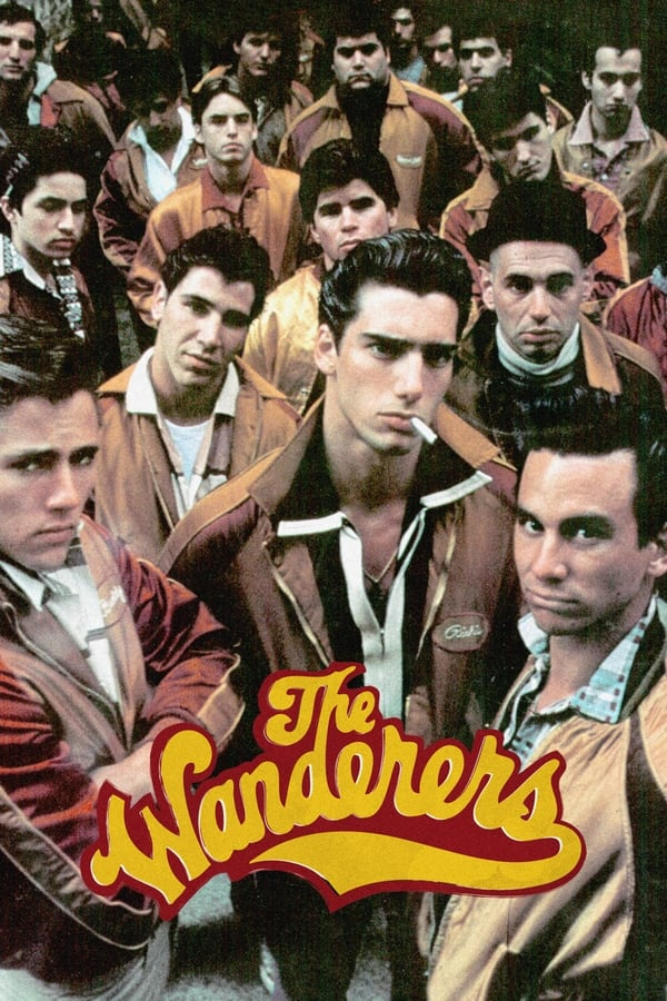 The Wanderers (1979) Poster
