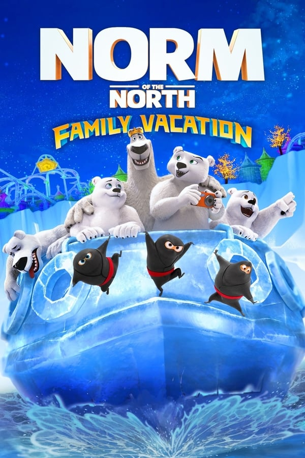 Norm of the North: Family Vacation | 2020 | English | 1080p | 720p | NF WEB-DL